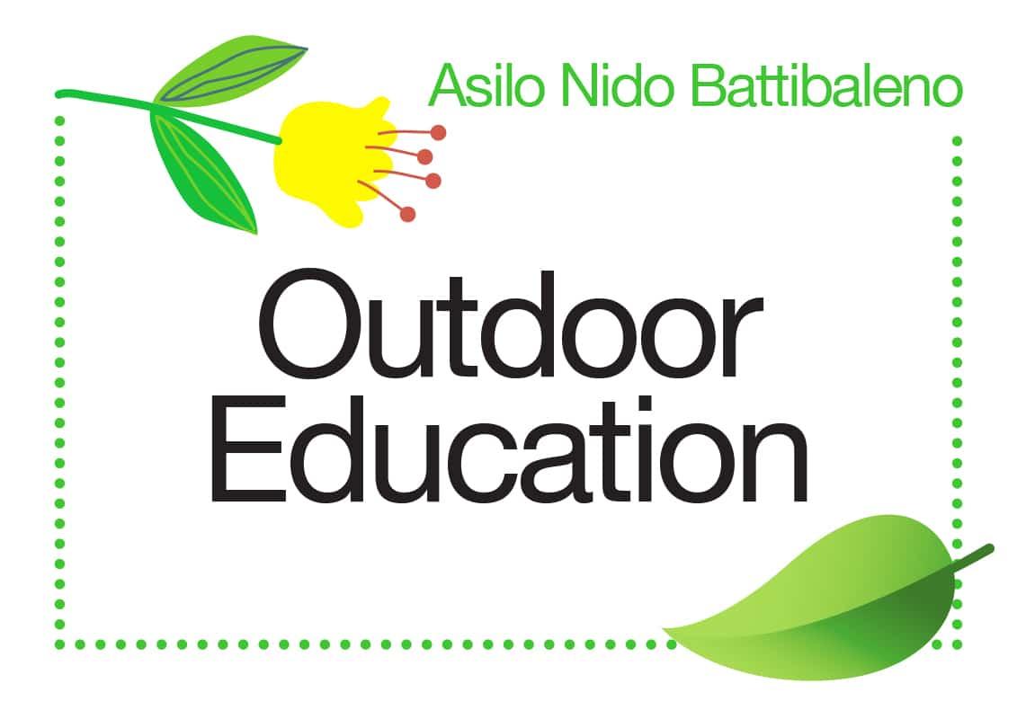 Battibaleno outdoor education