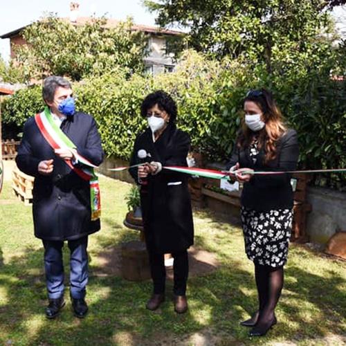 Inaugurazione Asilo Nido Battibaleno Brescia