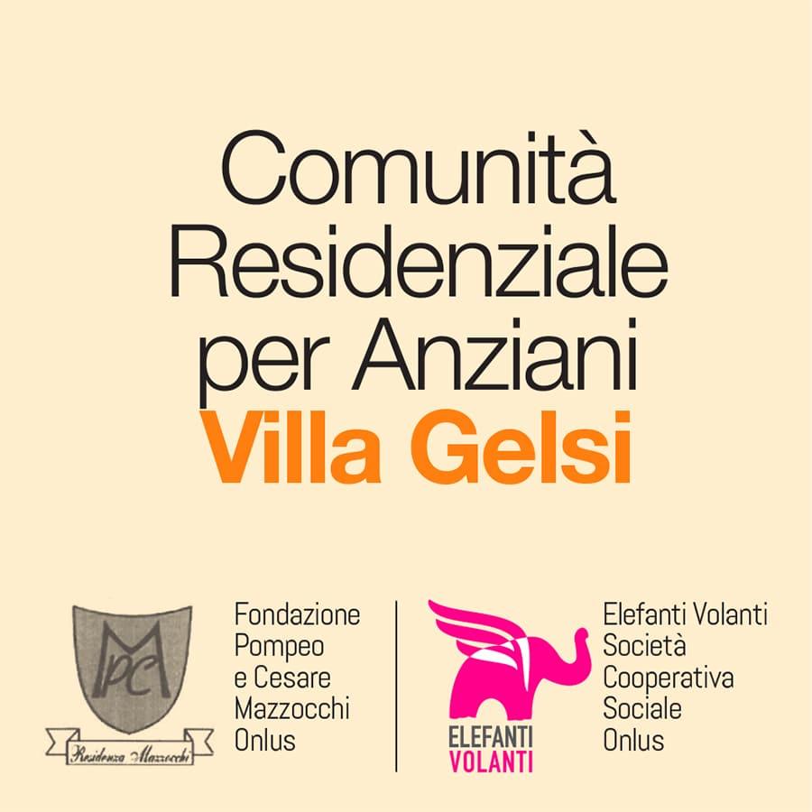 Villa Gelsi Comunità Residenziale per anziani